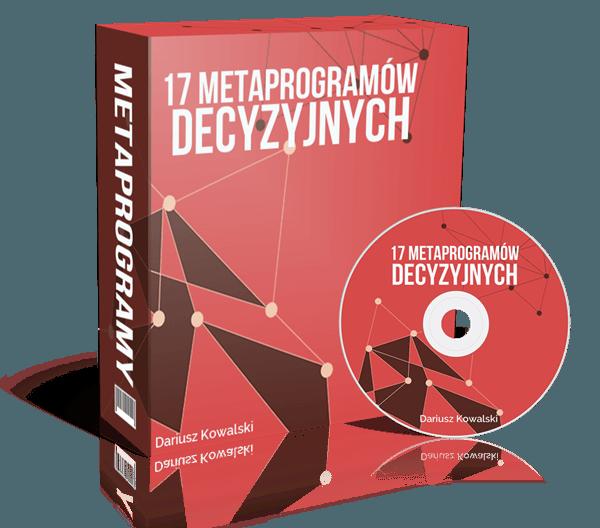 17 Metaprogramów Decyzyjnych