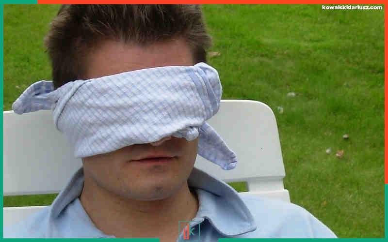 Okna Johari obszar ślepy