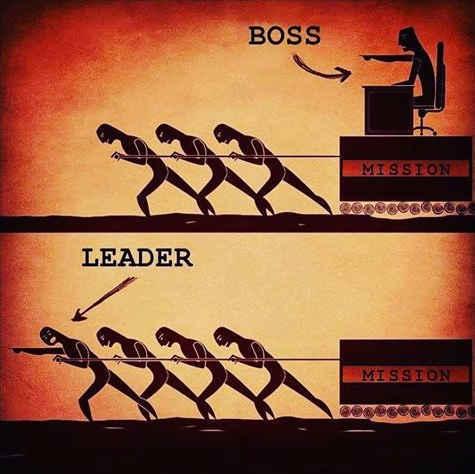 Style kierownia Golemana boss vs leader2