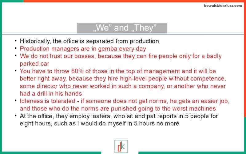 Audyt relacji pracowniczych - zestawienie odpowiedzi na pytania otwarte